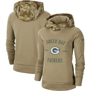 Women's Green Bay Packers Pullover Hoodie